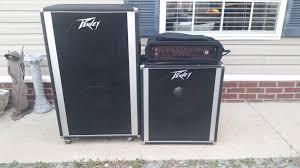 1x15 Guitar Cabinet Sold Peavey 1x15 Bass Cab With Black Widow Talkbasscom