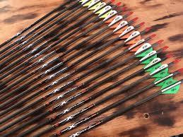 Pse Radial X Weave Stlhunter Dozen Arrows 300 200 Or 100 Spine