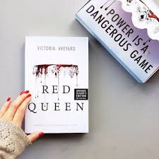 red queen by victoria aveyard to read list