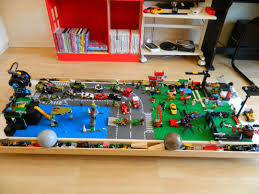 Lego Under Bed Storage Play Table
