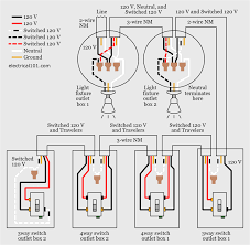 ceiling fan wiring diagram light switch house electrical stunning switch leg wiring diagram at 120 Volt House Wiring Diagram For Lights