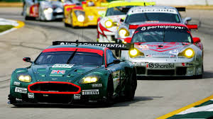 sports car racing types