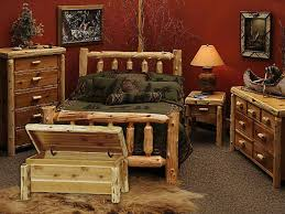 Pine Log Bedroom Furniture Rustic Wooden Bedroom Furniture Best Bedroom Ideas 2017