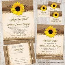 25 best sunflower wedding invitations ideas on pinterest Cheap Country Themed Wedding Invitations rustic sunflower, burlap, and lace wedding invitation stationery set available on @lemonleafprints country theme wedding invitations