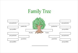 Family Tree Maker Templates Family Tree Template Free Template Business