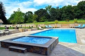 pool waterfall lighting. Above Ground Pool Waterfall Ideas View In Gallery A Perfect Idea Lighting