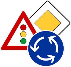 Дорожный знак Википедия