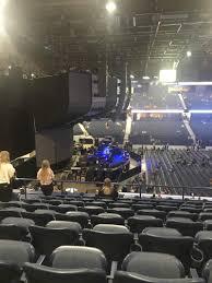 Ed Sheeran Milwaukee Seating Chart Allstate Arena Section 203 Row J Seat 28 Ed Sheeran Tour