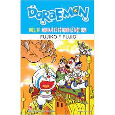 Truyện tranh - Doraemon truyện dài (Tập 11-20)