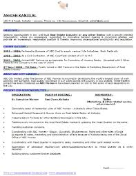 Career Change Resume Examples Samples Res Careerjpg Career Change  Pertaining To 23 Captivating Resume Format For Back Office Executive