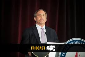 TribCast: Ken Paxton's legal woes continue   The Texas Tribune