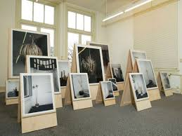 Art Exhibition Display Stands Vajza N'kuti in Mix Signage Pinterest Exhibitions Visual 51