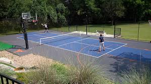 pickleball court size houston pickleball courts sport court houston