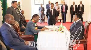 Matanda-Moyo takes charge at ZACC - Zimbabwe Situation
