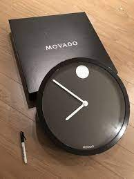 movado wall clock for in tustin