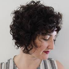 Cute curly short hairstyles ideas black women Hairstyles 2016 Natural Curly Pixie Bob Short Hairstyles 60 Most Delightful Short Wavy Hairstyles