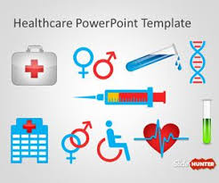 Medical Power Point Backgrounds Free Healthcare Powerpoint Template