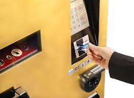 Gold Bullion Vending Machine Beauteous America's First ATM Gold Bullion Vending Machine In Boca Raton