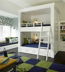 white furniture cool bunk beds stairs image of modern white bunk beds with stairs