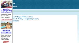 Mega Millions Frequency Chart Access Powerballlive Com Powerball And Mega Millions Live