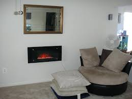 ... Full Image for Electric Fireplace Wall Mount With Wooden Finish Harmony  Hanging
