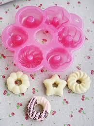 Fairy Lights Singapore Daiso Doughnut Mold From Daiso Its Simple To Make Just Add The