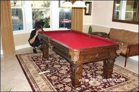 8 foot pool table rug size rugs gallery