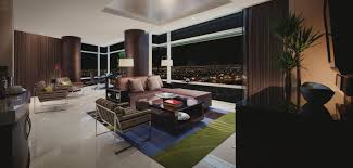 One Bedroom Tower Suite Mirage Aria Resort Casinos Sky Suites Earns Forbes Travel Guides