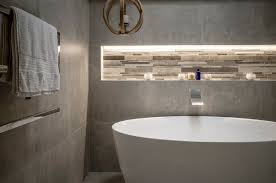 ultra modern bathroom renovation mosman