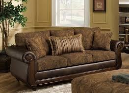 Living Room 3 Piece Sets American Furniture 5850 Isle Kiser Cappuccino Tobacco 3 Piece
