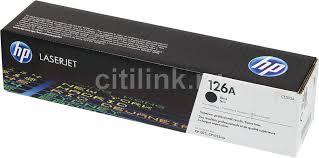 <b>Картридж HP 126A</b>, черный [<b>ce310a</b>]