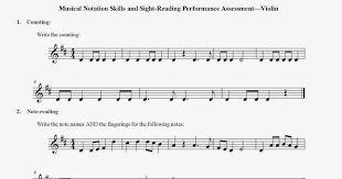 Orchestra Classroom Ideas: Teaching Sight-Reading