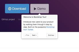 Walk Users Through Your Website With Bootstrap Tour
