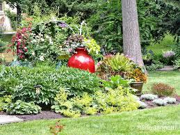 small garden design with impact