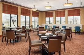 a restaurant or other place to eat at hilton garden inn st louis shiloh