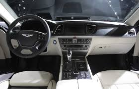 hyundai genesis interior 2015. this thing will help make hyundai serious with people who have money the previous genesis did not scream upscale especially interior 2015