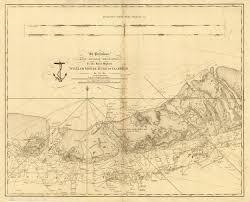 Florida Memory Tortugas And Florida Keys Nautical Charts