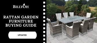rattan garden furniture the ultimate
