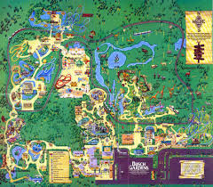 theme park brochures busch gardens tampa  theme park brochures