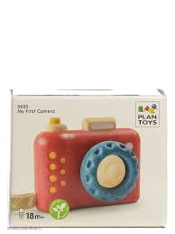 Моя первая камера <b>PLAN TOYS</b> 2131064 в интернет-магазине ...
