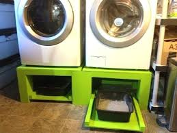 washer pedestal laundry inspirational something to consider and dryer stand of diy dimensions front loa