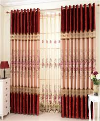 Modern Curtain Panels For Living Room Red And White Curtains For Living Room Techethecom