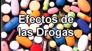 Resultado de imagen de las drogadictos y sus efectos