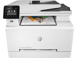 <b>HP Color LaserJet Pro</b> MFP M281fdw Software and Driver Downloads