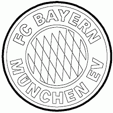 Kleurplaat Bayern Munchen Fc Bayern Munchen Kleurplaat 3835