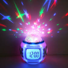 Night Lamps For Bedroom Children Baby Room Sky Star Night Light Projector Lamp Bedroom