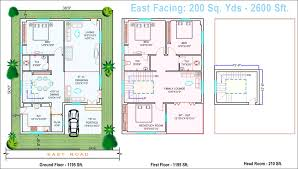 homely ideas house plan for 30x40 site east facing as per vastu 11 east facing house