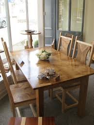 pembrokeshire oak dining table sold