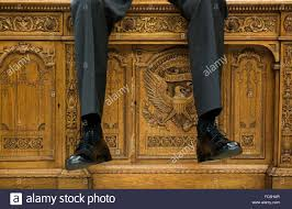 white house oval office desk. Desk Oval Office. U.s President Barack Obama Hands His Legs Over The Resolute During White House Office