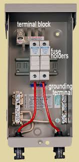 tutorial balance of system bos components racking midnite solar mnpv2 mc4 combiner box this combiner comes pre wired some parts of it anyway which saves on installation time two mc4 connectors at the